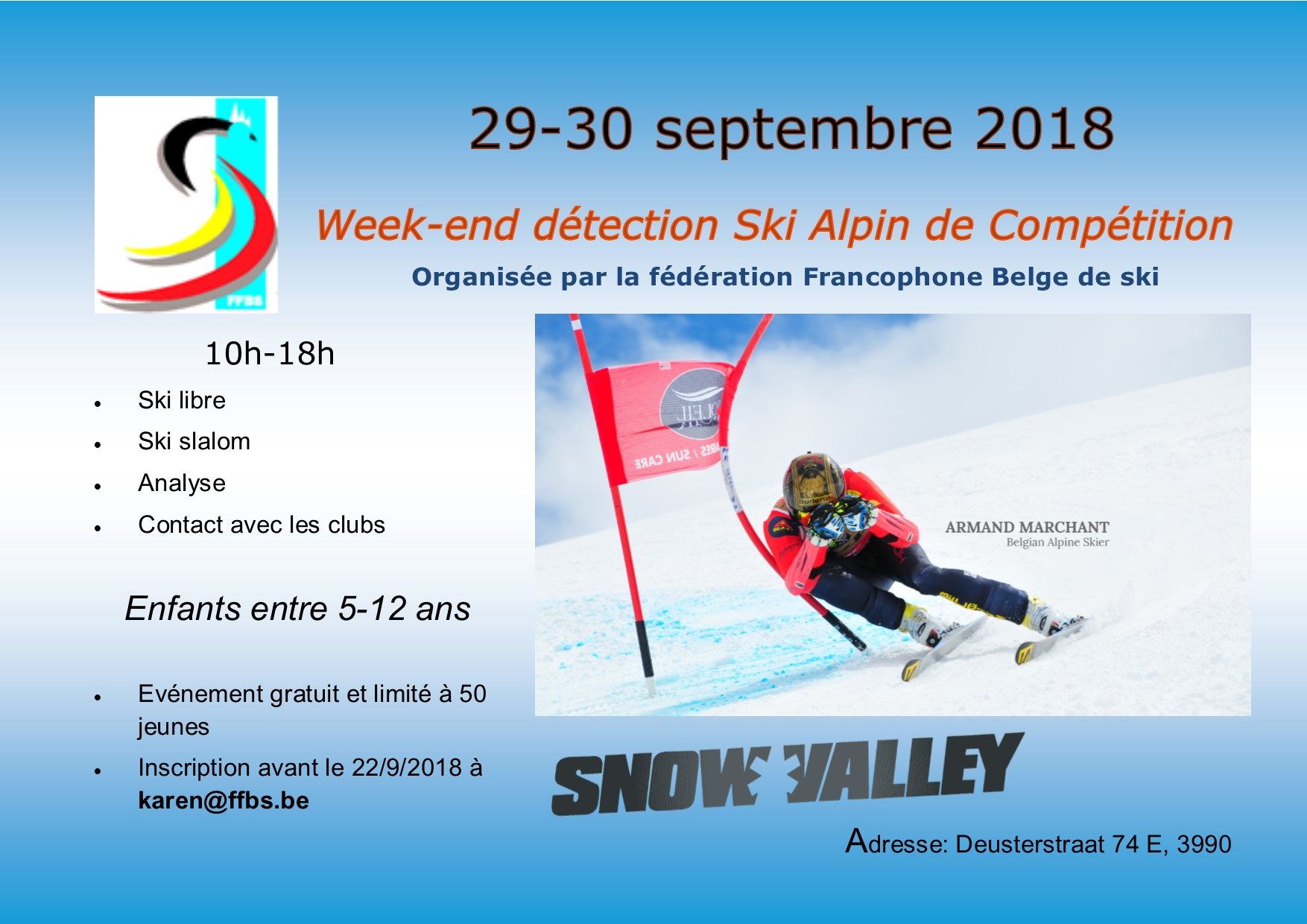 Affiche week-end dtection 1